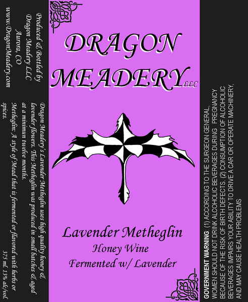 Product Image for 2013 Lavender Metheglin