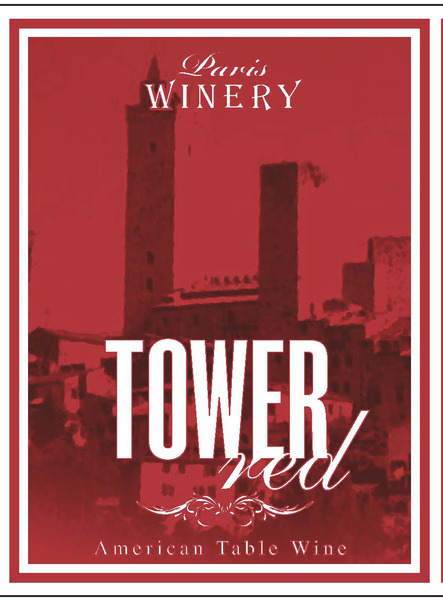 Product Image for 2015 Tower Red