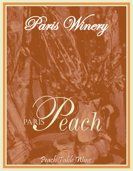 2015 Paris Peach