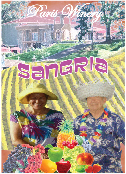 Product Image for 2015 Paris Sangria