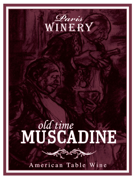 2014 Old Time Muscadine