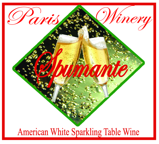 2015 Paris Spumante