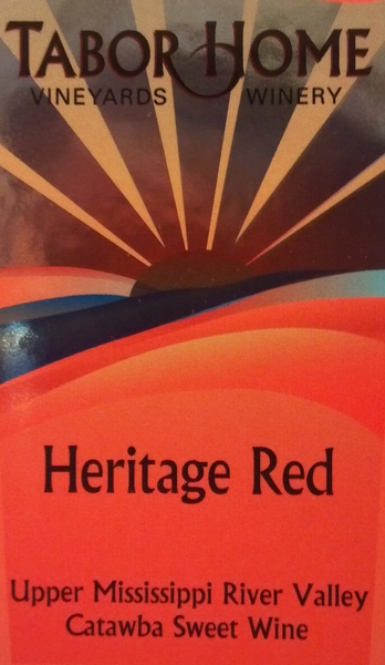 2013 Heritage Red