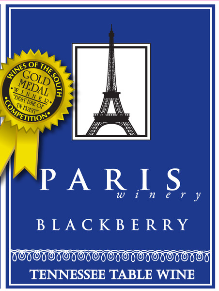 2014 Paris Blackberry