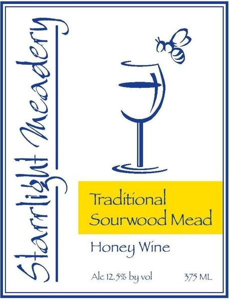 Product Image for Traditional Sourwood Mead