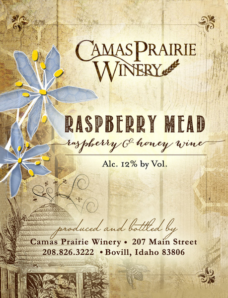 Product Image for NV Raspberry Honey Mead