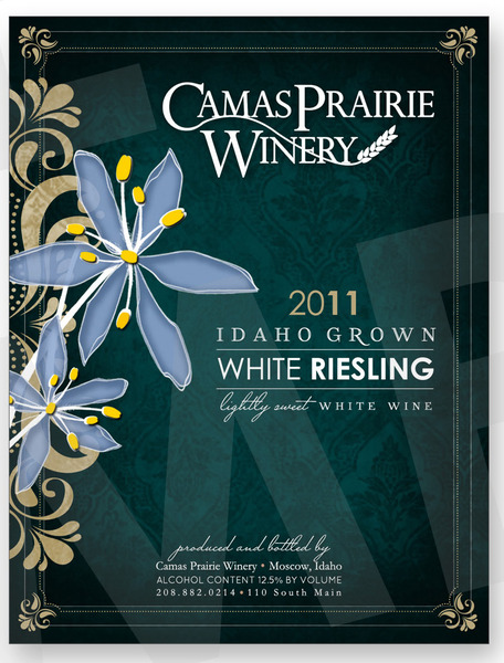 2017 White Riesling