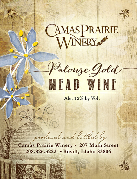 2016 Palouse Gold Mead