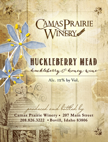 NV Huckleberry Mead