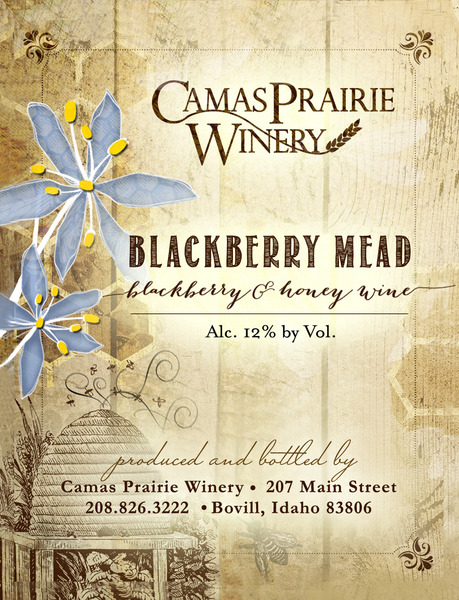 Product Image for NV Blackberry Honey Mead