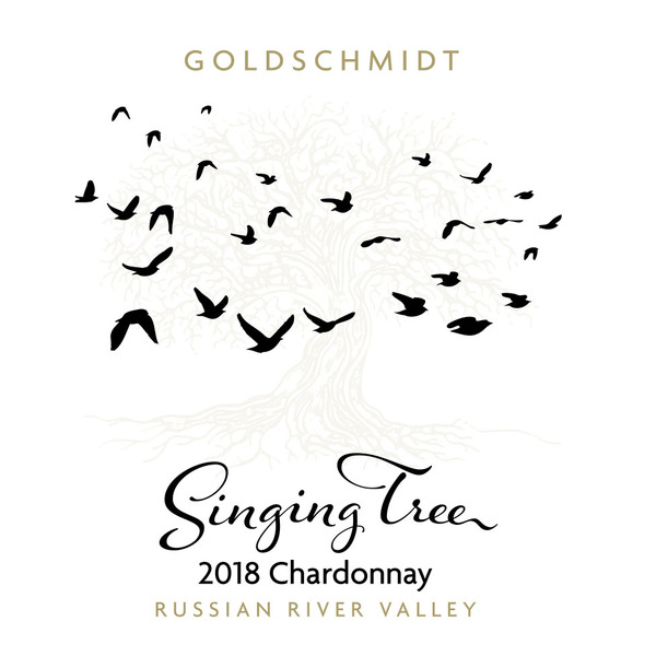 2018 Singing Tree Russian River Chardonnay