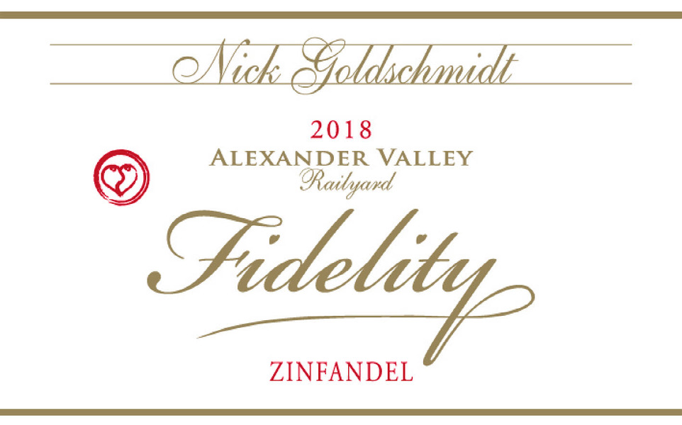 Product Image for 2018 FIDELITY Alexander Valley Railyard Zinfandel