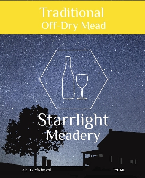 Product Image for Traditional Off-Dry Mead