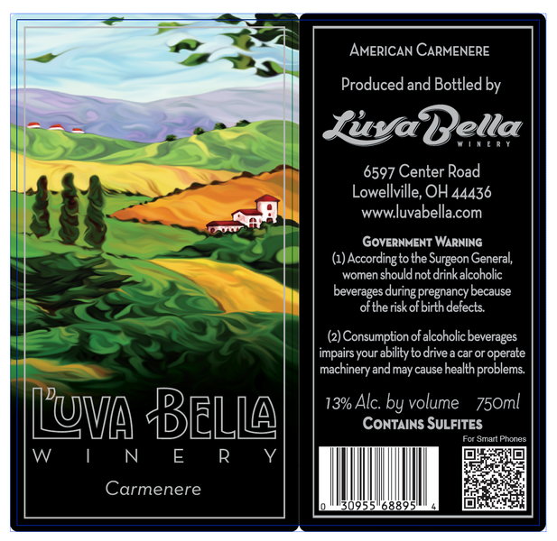 Product Image for LB Carmenere