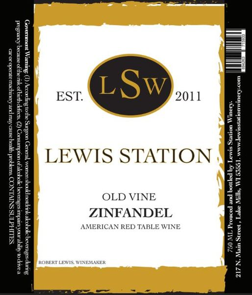 NV Old Vine Zinfandel
