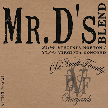 Product Image for 2014 Mr. D's Blend