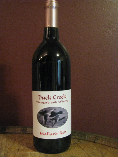 Product Image for 2015 Mallard Red