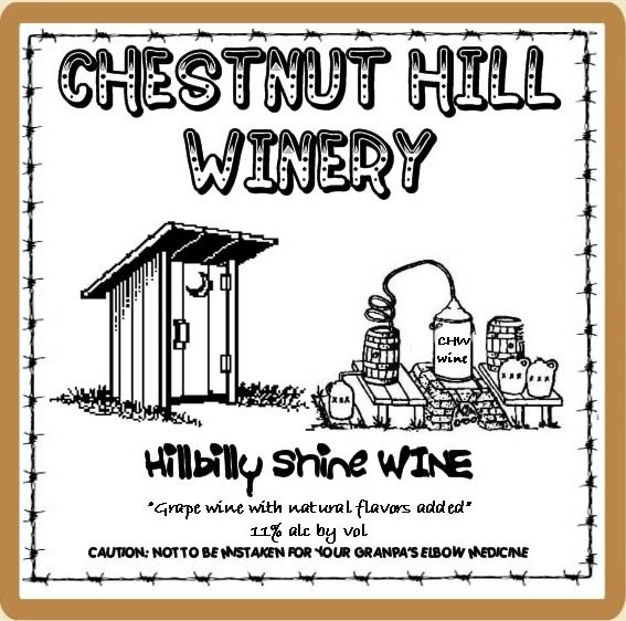Hillbilly Shine Wine