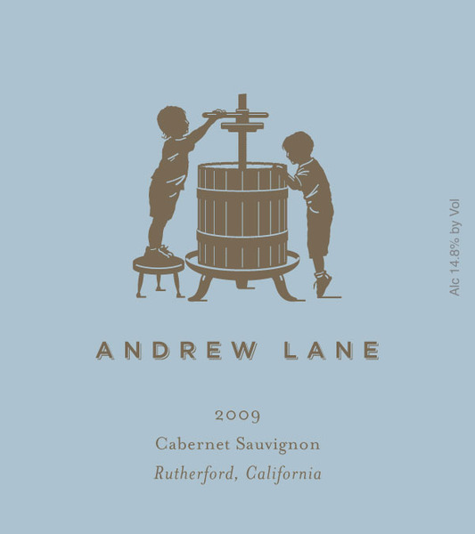 2010 Andrew Lane Cabernet Sauvignon Rutherford