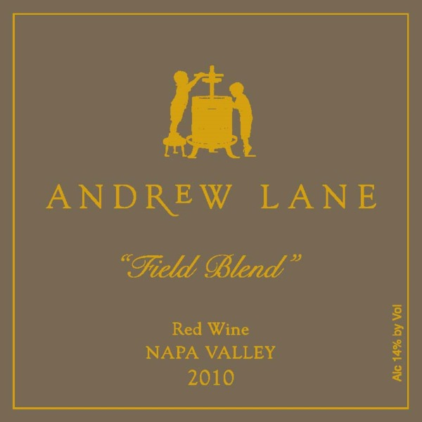 Andrew Lane Field Blend Napa Valley