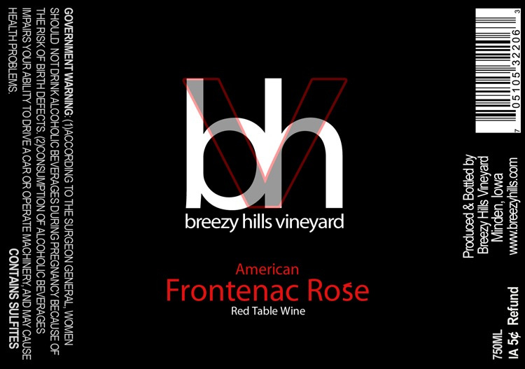 Product Image for 2018 Frontenac Rosé