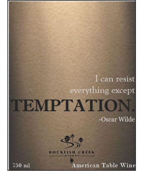 Product Image for 2018 Temptation Tempranillo Reserve