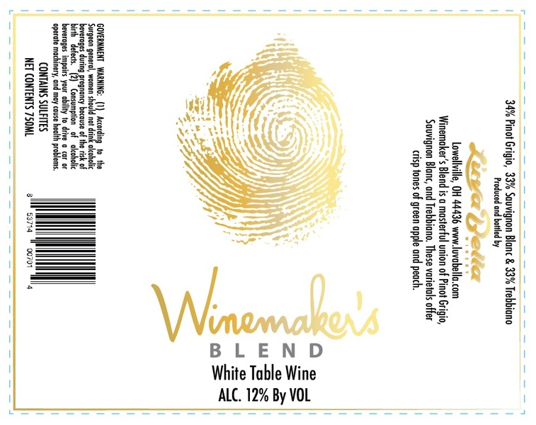 Product Image - Winemaker's Blend White