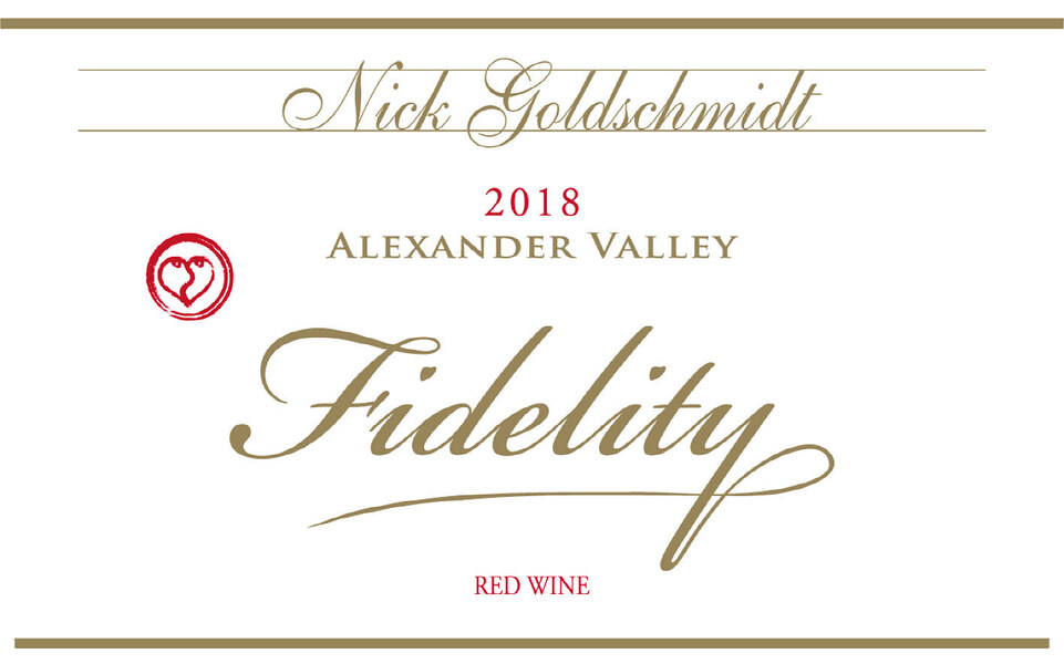 2018 Fidelity Red Wine Blend