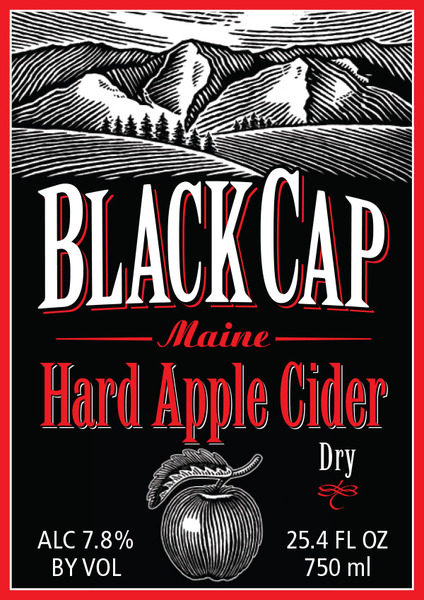 Product Image for 2015 Black Cap Hard Apple Cider