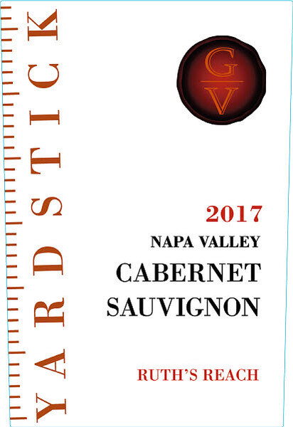 2017 Yardstick Ruth's Reach Napa Valley Cabernet Sauvignon