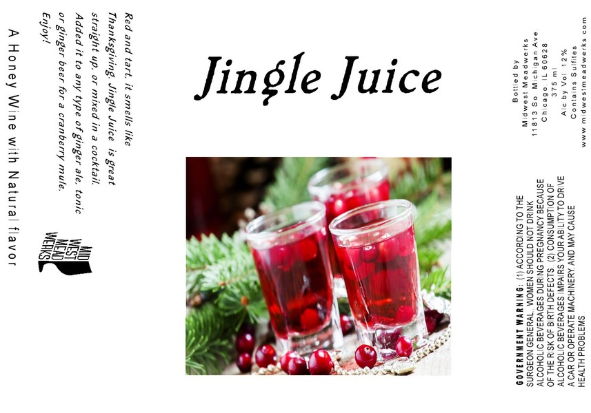 2019 Jingle Juice