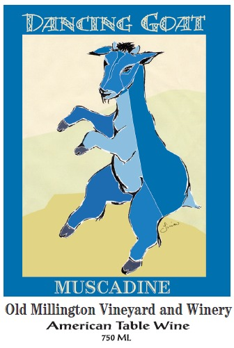 Product Image for Dancing Goat Muscadine