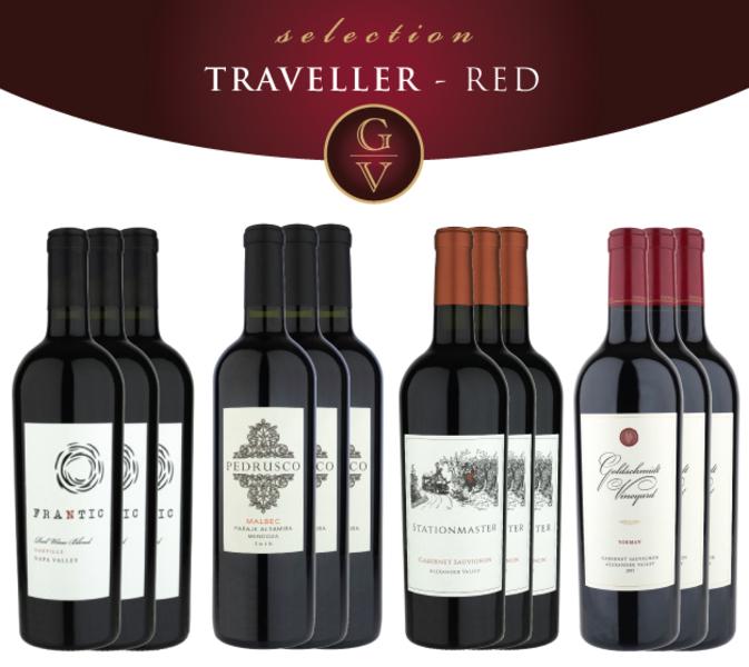 Traveler Red