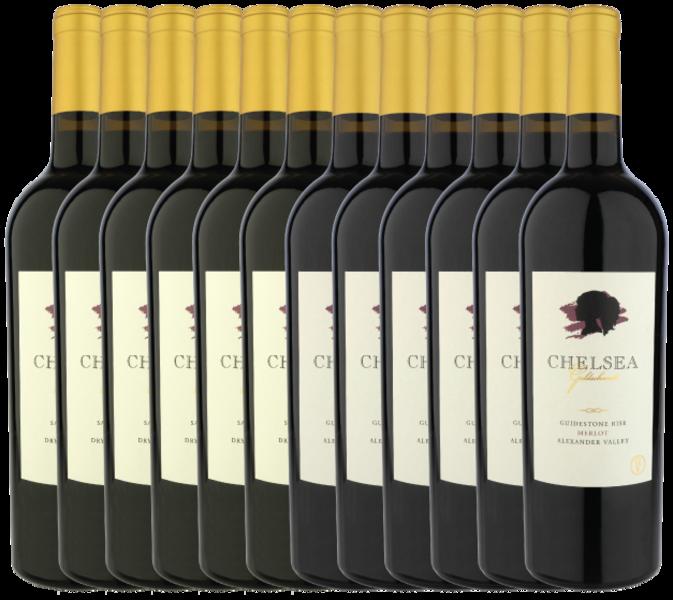 Chelsea Merlot 12 Pack - Wine Club