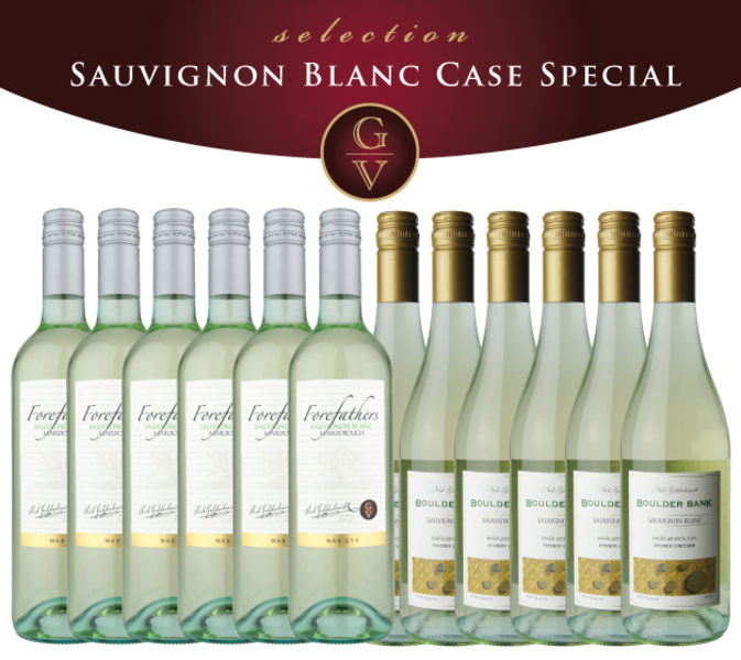 Sauvignon Blanc Mixed Case