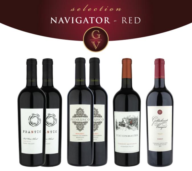 Navigator Red