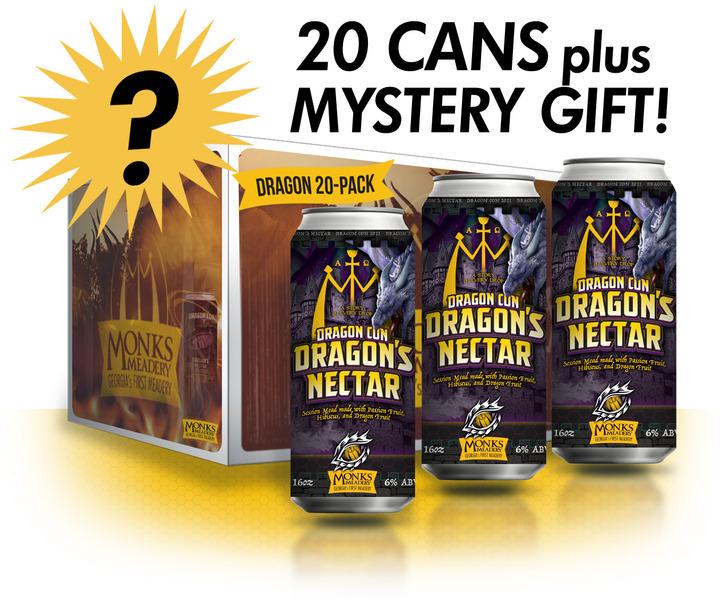 Dragon 20 pack + mystery item
