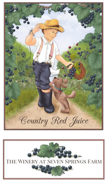 Country Red Juice