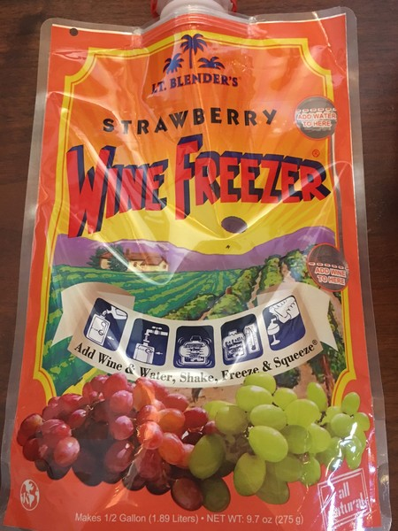 Product Image for Strawberry Wine Freezer