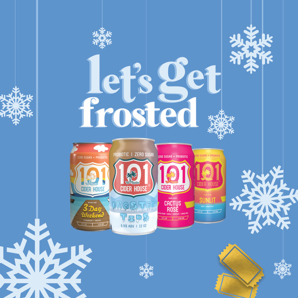 Let's Get Frosted
