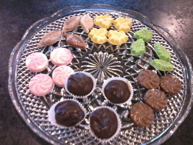 Northleaf Winery Chocolates