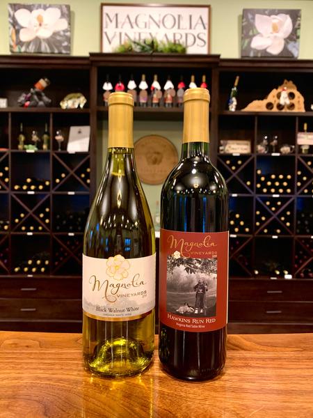 Open That Bottle of VA Wine Night Package