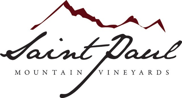 Logo for Saint Paul Mountain Vineyards