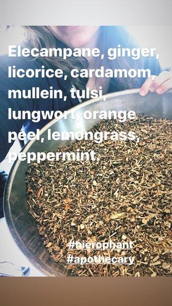 Respiratory Tea 3oz