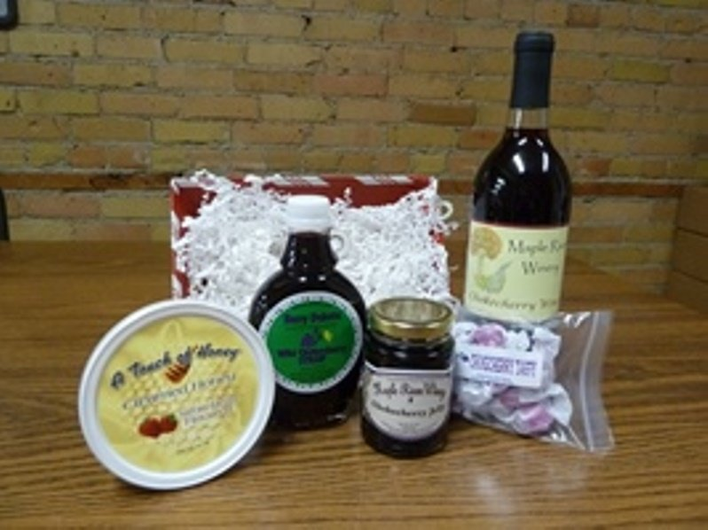 Product Image for Chokecherry Basket