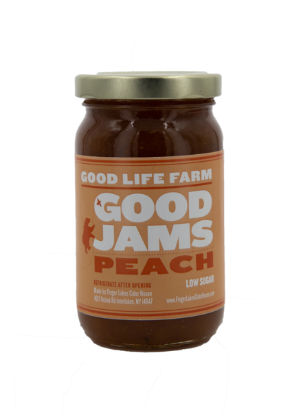 Product Image for Non Al/Food: Good Life Peach Jam