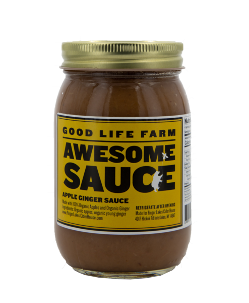 Product Image for Non-Al/Food: Awesome Sauce