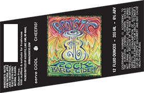 Product Image for Rock Hard Cider - 4 Pack