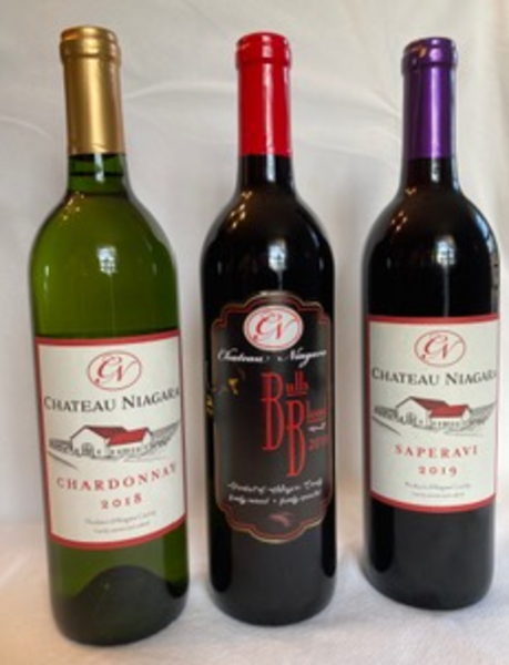 Open Local Wines from Niagara