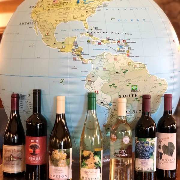 Earth Day - Around the World in 7 Wines